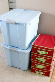 this ornament storage chest can hold up to 54 ornaments
