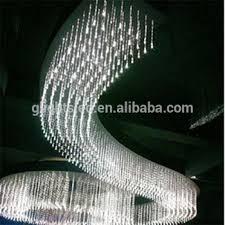 led lighting for banquet halls decoration light banquet hall lighting pendant chandelier led fiber