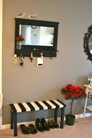 apartment entryway ideas la vie diy adding space part 3 diy mudroom 2