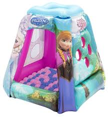 Blow Up Furniture by Amazon Com Disney Frozen Alpine Adventure Playland With 20 Balls