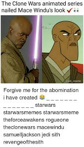 Mace Windu Meme - the clone wars animated series nailed mace windu s look vss old