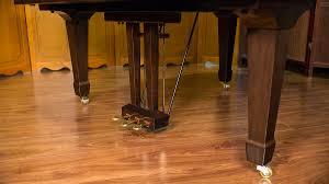 Home Legend Piano Finish Laminate Flooring New Weber W150 Walnut Baby Grand Piano For Sale Living Pianos