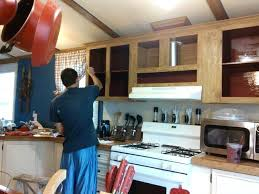 painting a mobile home interior paint mobile home kitchen cabinets best for country wide