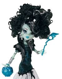 All Monster High Halloween Costumes Amazon Com Monster High Ghouls Rule Frankie Stein Doll Toys U0026 Games