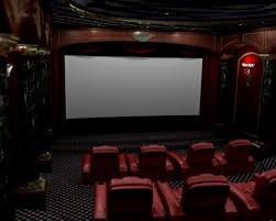 home theater systems home design ideas