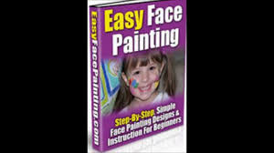 face painting designs book for kids easy simple ideas