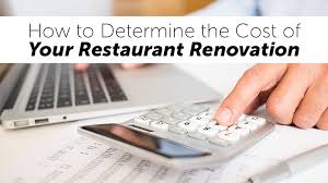 Restaurant Renovation Cost Estimate by Factors That Impact Your Restaurant Renovation Cost