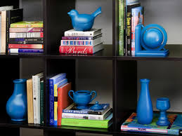 Styling Bookcases How To Design Your Bookshelf Accessories Diy Network Blog Made