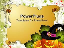 halloween website template halloween powerpoint templates crystalgraphics
