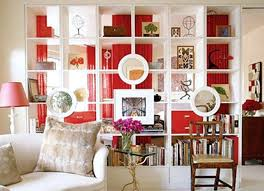 White Bookcase Ideas Bookcase Divider Living Room Divider Design White Bookcase