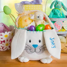 personalized easter basket the personalized easter basket a bulbous bunny capable of