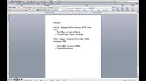 Best Font For Resume Cambria by How To Become A Video Game Tester Part One Making A Resume