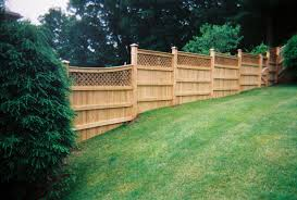 commercial wood cedar fence wood fencing in newton worcester