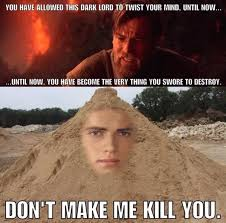 Anakin Skywalker Meme - image result for star wars memes nerd stuff pinterest star