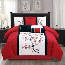 Red And White Comforter Sets Buy Red Black And White Comforter From Bed Bath U0026 Beyond