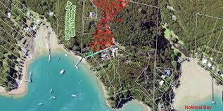 lot 103 hideaway cove kawau island land for sale warkworth lj