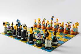 Buy Chess Set Online Buy Wholesale Simpsons Chess Set From China Simpsons Chess