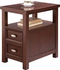 End Table Storage End Table With Storage Table Designs
