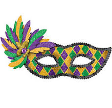 mardi mask masquerade masks mardi gras masks party city