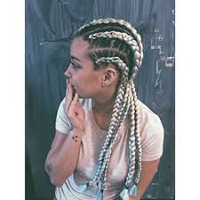 best 25 white braids ideas on pinterest white