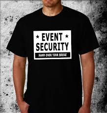 security hand over your booze t shirt funny party tshirts for