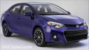toyota corolla 2014 review inside u0026 outside hd youtube