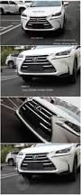 lexus nx buy online shop for lexus nx nx300h nx200t abs chrome upper grille