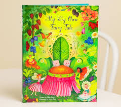 Pottery Barn Kids Books My Very Own Fairy Tale Personalized Book Pottery Barn Kids