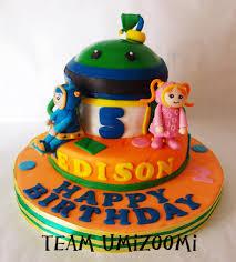 team umizoomi cake team umizoomi cake broxsg flickr
