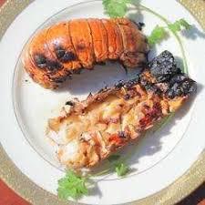 cuisiner une langouste recette queues de langoustes grillées au barbecue toutes les
