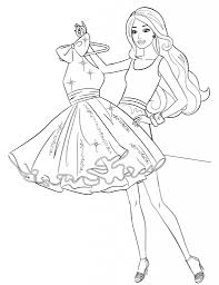 coloring page games awesome and stunning barbie coloring pages games regarding