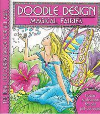 fairy colouring book ebay