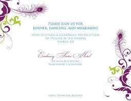 Invitation Cards For Wedding Reception Wedding Card Templates Lilbibby Com
