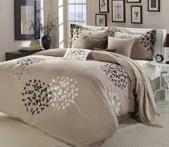 black and white bedroom comforter sets modern queen bedroom with floral brown queen comforter set black