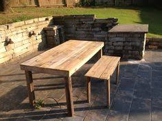 Make Your Own Outdoor Wooden Table by Tips For Making Your Own Outdoor Furniture Wooden Tables