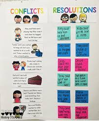 Conflict Resolution Worksheets For Kids Get Practical Ideas For How To Model Kindness And Respect And