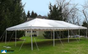white tent rentals size and colors big tent events
