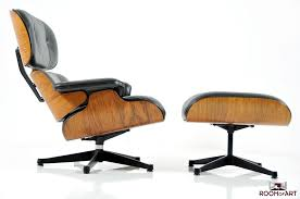 Lounge Chair Ottoman by Eames Lounge Chair U0026 Ottoman In Palisander Modernism