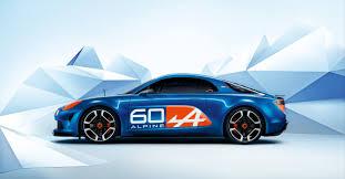 renault concept renault alpine concept celebration carsautodrive