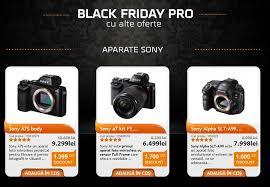 sony a7 black friday reducerile black friday pro 2014 la f64 au inceput