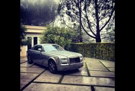 matte rolls royce ghost inside the 500 000 rolls royce phantom aviator