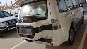 mitsubishi dubai mitsubishi pajero 3 5l v6 gls sunroof 2017 u2013 dubai autos