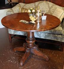 antique round dining table watford vintage round dining table la