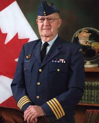 biography royal canadian air force honorary colonels