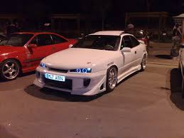 opel calibra turbo tuning opel calibra best tuning for drift youtube