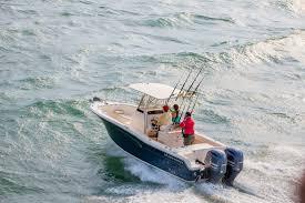 grady white fisherman 257 center console