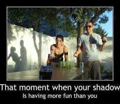 Memes Factory - the memes factory the moment that you realize that your shadow is