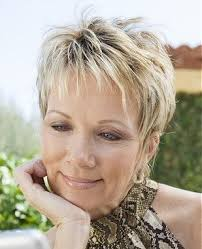 short edgy haircuts for women over 40 60 most prominent hairstyles for women over 40 platinum blonde
