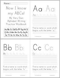 abcs alphabet workbook for kids this free printable abc workbook
