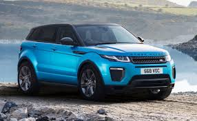 range rover dark green land rover rewards 2018 range rover evoque with landmark edition